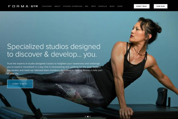 InboundFit_forma-gym_website